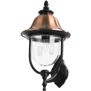 Уличный настенный светильник Artelamp A1481AL-1BK бра artelamp barcelona a1481al 1bk