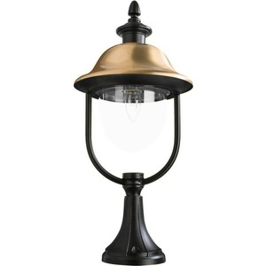Наземный светильник Artelamp A1484FN-1BK