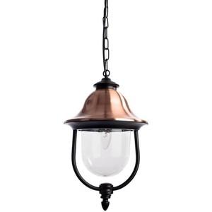 Уличный подвесной светильник Artelamp A1485SO-1BK