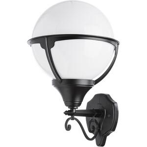 Уличный настенный светильник Artelamp A1491AL-1BK