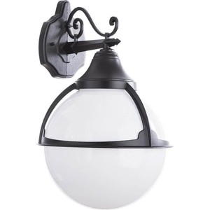 Фотография товара уличный настенный светильник Artelamp A1492AL-1BK (129375)