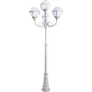 Уличный фонарь Artelamp A1497PA-4WG