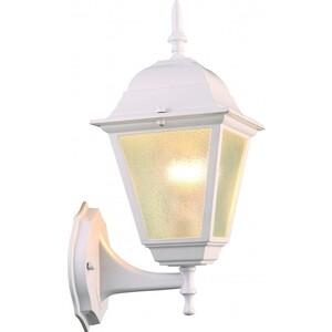 Уличный настенный светильник Artelamp A1011AL-1WH