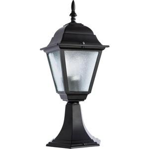 Наземный светильник Artelamp A1014FN-1BK