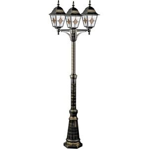 Уличный фонарь Artelamp A1017PA-3BN