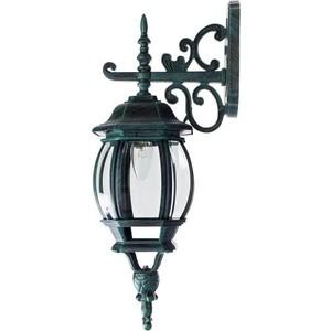Уличный настенный светильник Artelamp A1042AL-1BG