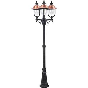 Уличный фонарь Artelamp A1486PA-3BK