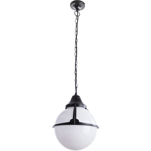 Уличный подвесной светильник Artelamp A1495SO-1BK