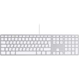 Клавиатура Apple Keyboard with Numeric Keypad (MB110RS/B)