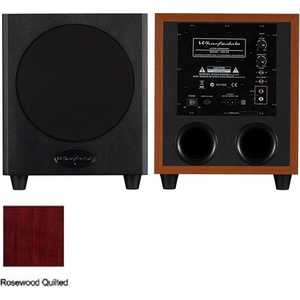 Сабвуфер Wharfedale WH-S8, rosewood quilt