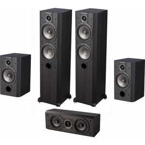 Комплект акустики Wharfedale Vardus 310 Set 5.0, blackwood
