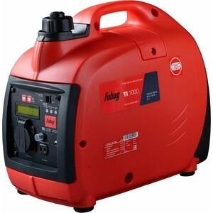 Генератор бензиновый инверторный Fubag TI 1000 бензиновый генератор fubag ti 1000