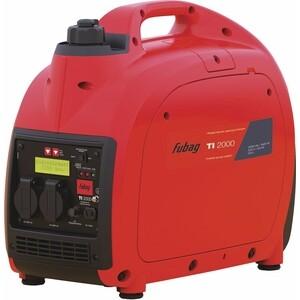 Генератор бензиновый инверторный Fubag TI 2000 бензиновый генератор fubag ti 1000