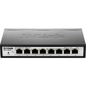 Коммутатор D-Link DGS-1100-08 коммутатор d link dgs 1100 16 me b1a dgs 1100 16 me b1a