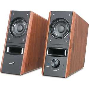 Колонки Genius SP-HF800Pro brown wood