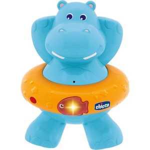 Chicco Игрушка для ванны Счастливый бегемотик (70306.00)