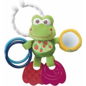 Chicco Игрушка развивающая Лягушонок (00906.00) развивающая игрушка chicco кубики мягкие disney 6м
