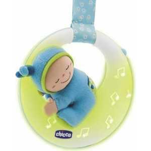 Chicco Подвеска для кроватки Спокойной ночиголубая (24262) игрушка подвеска chicco игрушка проектор для кроватки бэмби