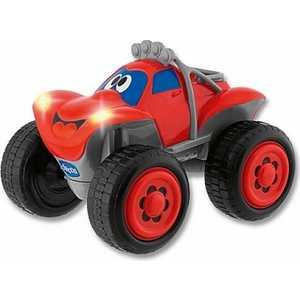 Chicco Машинка Билли-большие колеса красная (617592) chicco машинка билли большие колеса желтая chicco