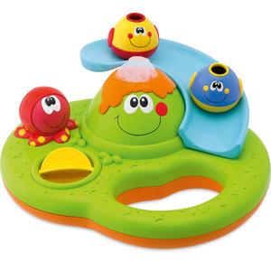 Chicco Игрушка для ванны ''Остров пузырьков'' (70106)
