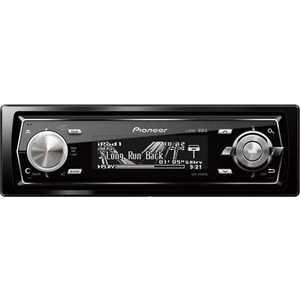 Автомагнитола Pioneer DEH-9450UB автомагнитола kenwood kdc 151ry usb mp3 cd fm 1din 4х50вт черный