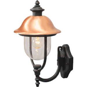 Уличный настенный светильник MW-LIGHT 805020101 светильник на штанге mw light дубай 805020101