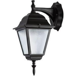 Уличный настенный светильник Artelamp A1012AL-1BK