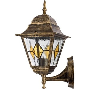 Уличный настенный светильник Artelamp A1011AL-1BN