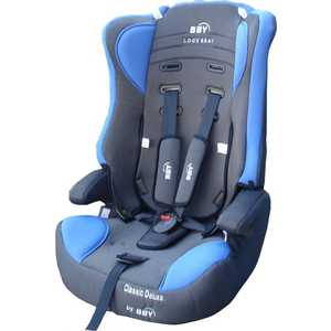 BabyHit Автокресло Log's seat lb513 blue-grey от ТЕХПОРТ