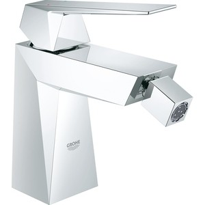 Смеситель для биде Grohe Allure brilliant (23117000)  grohe allure 32147000 для биде