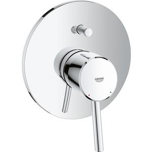 Смеситель для ванны Grohe Concetto включая встроенную часть (32214001) gira gira корпус для датчика присутствия наружнего монтажа 008602