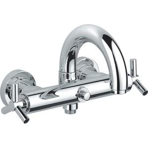 Смеситель для ванны Grohe Atrio ypsilon монтаж настенный (25010000) смеситель для ванны grohe atrio jota внутренний механизм на 2 отверстия 33769000