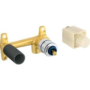 Смеситель для раковины Grohe встраиваемая часть для настенного смесителя на 2 отверстия (23200000)