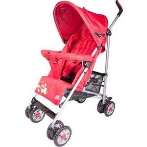 Коляска прогулочная Baby Care ''Citystyle'' (красный)
