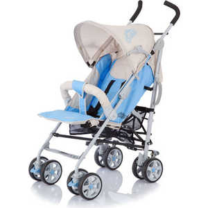Коляска прогулочная Baby Care ''Polo'' (светло-синий) 107