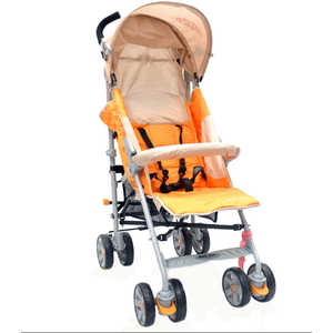 Коляска прогулочная Baby Care ''Polo'' (светло-оранжевый) 107