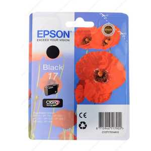 Картридж Epson black XP33/203/303 (C13T17014A10) sd 303 5mw 650nm red laser pointer gypsophila flashlight black 1 x 18650