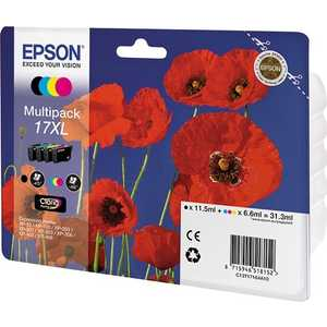 Картридж Epson XL Multipack (BCMY) (C13T17164A10)