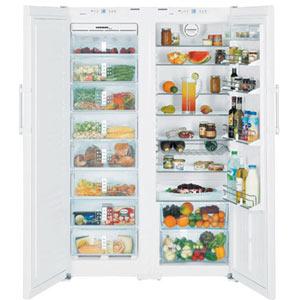 Холодильник Liebherr SBS 7252 (SK 4210 + SGN 3010)