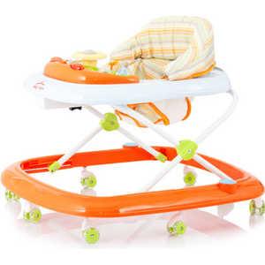 Ходунки Baby Care ''Flip'' (оранжевый)