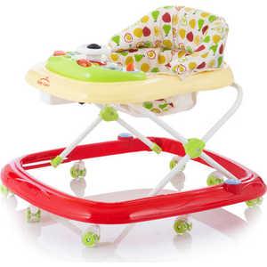 Ходунки Baby Care ''Flip'' (красный)
