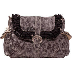Сумка для мамы Kalencom Buckle bag coated (miss prissy lacey)