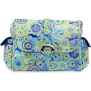 Сумка для мамы Kalencom Buckle bag jazz (cobalt)
