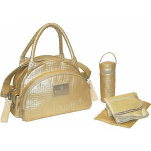 Сумка для мамы Kalencom Traveler bag quilted (cold)