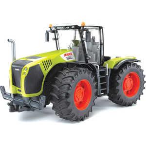 Трактор Bruder Claas Xerion 5000 с поворачивающейся кабиной 03-015