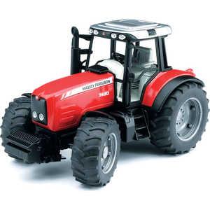 Купить трактор Bruder Massey Ferguson 7480 02-040 (139486) в Москве, в Спб и в России