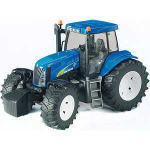Трактор Bruder New Holland T8040 03-020