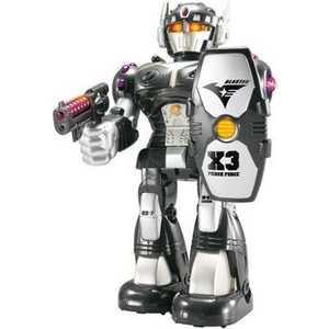 Hap-p-Kid Робот-воин (черный) 3570T роботы hap p kid игрушка робот red revo 17 5 см 3578t