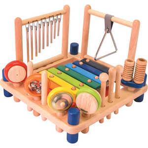 Игрушка I'm toy ''Музыкальные инструменты'' деревянная 22050