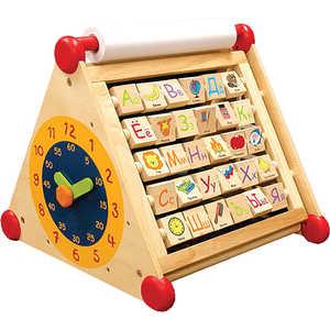I'm toy Развивающий центр 7-в-1, деревянный (22045)